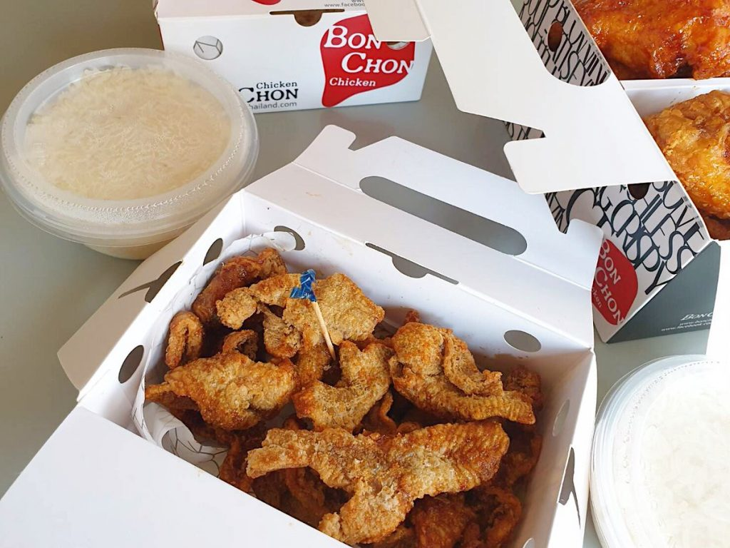 Bonchon chicken delivery